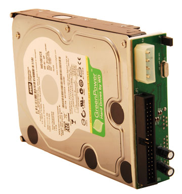 SATA Adapter with WD Green Power