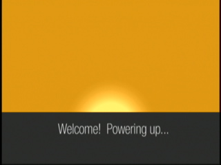 Welcome Powering Up